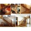 Лестницы и двери из дерева по доступным ценам.