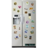 Печать на магнитах магниты на холодильник от 6 грн/шт