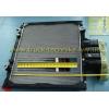 Радиатор системы охлаждения двигателя MAN TGA TGS TGX комплектный с рамкой и бачком 765*938*42